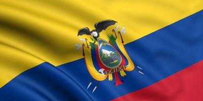 Drapeau d'Équateur