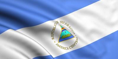 Drapeau de Nicaragua